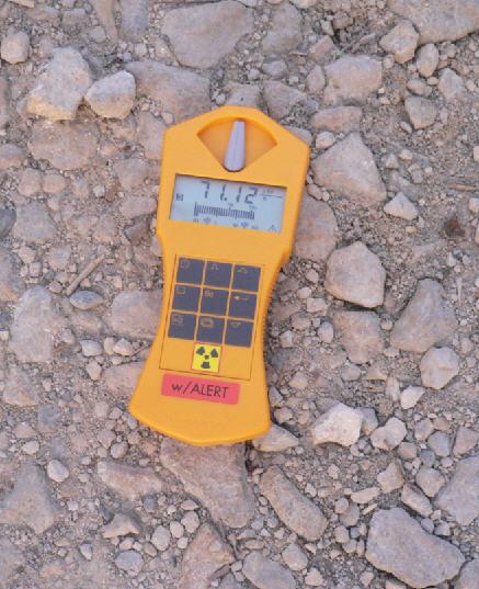 Messung am Schrebergarten Lister Damm