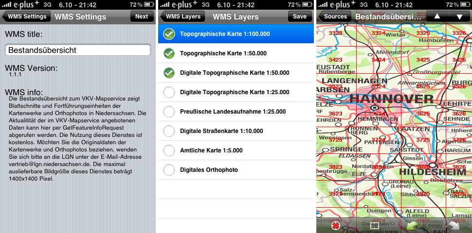 VKV Screenshots
