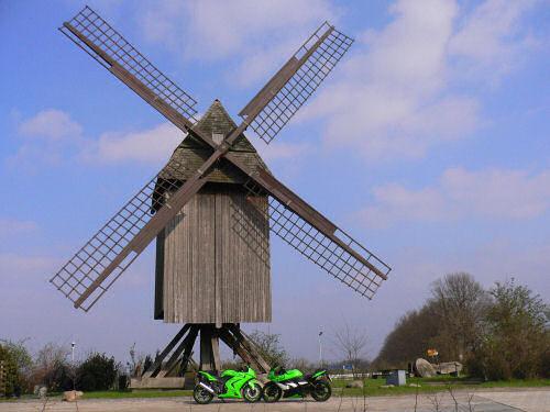 Bockwindmühle Otze