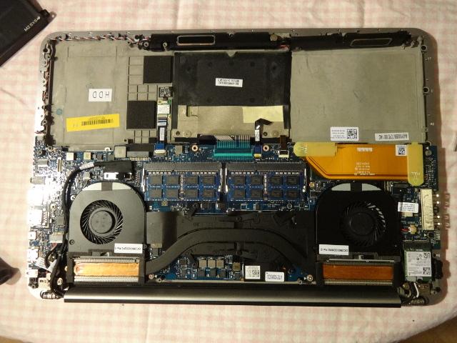 Dell XPS 15 ohne Akku