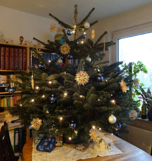 Weihnachtsbaum 2014