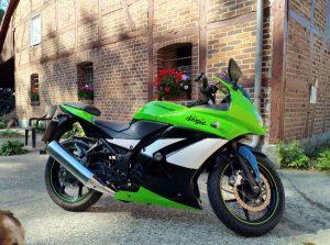 Kawasaki Ninja 250R, Baujahr 2009